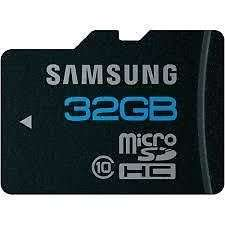 Samsung Essential microSDHC 32GB Class 10 (MB-MSBGA) für 11,- EUR inkl. VSK