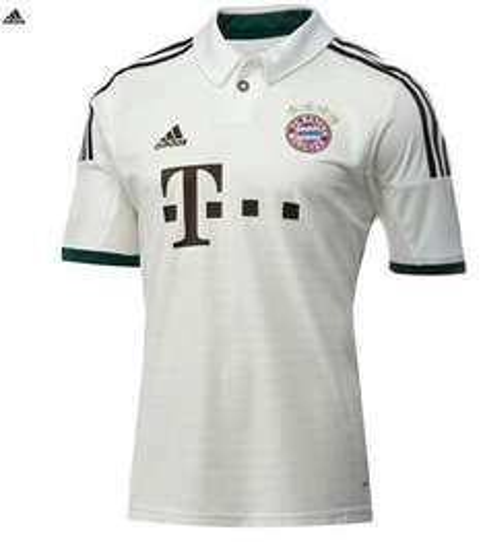 """Wieder Verfügbar """"FC Bayern Auswärtstrikot13/14"""" für 25,31€ inkl. VSK bei Adidas OnlineShop"""