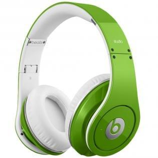 Beats by Dr. Dre Studio Grün - Lifestyle Kopfhörer mit Fernbedienung für 138,28€
