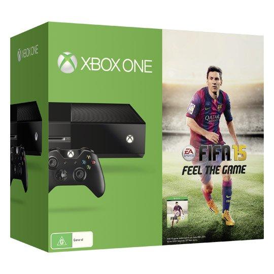 XBox One + Fifa 15 für 360,95 € bei real.de durch Gutscheincode