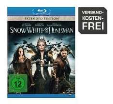 Snow White & the Huntsman (Extended Edition) Blu-ray für 5,99€ inkl. Versand @Saturn.de