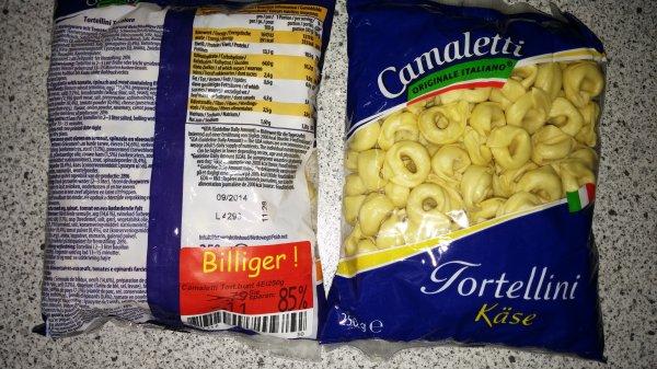 LOKAL Kaufland HH-Wandsbek Tortellini 250 g versch. Sorten 0,11 €