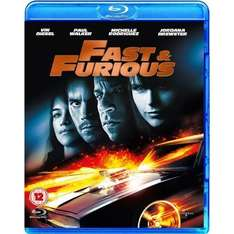 Fast & Furious (Fast & The Furious 4) (Blu-ray) @play.com 7,49 €