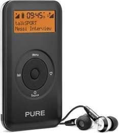 [meinpaket] PURE Move 2500 mini DAB/DAB+/UKW Radio, 82,79€, idealo 98,51€