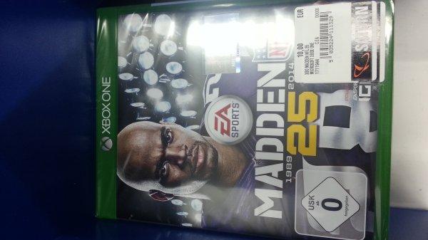 [lokal Berlin] Madden NFL 25 und NBA Live 2014 (Xbox One) je 10€