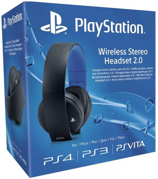 [amazon.de] PlayStation 4 Wireless Stereo Headset 2.0