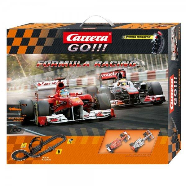 Carrera - Go - Formula Racing 20062271 / 34,66€ inkl. Versand / Idealo ab 52,55€