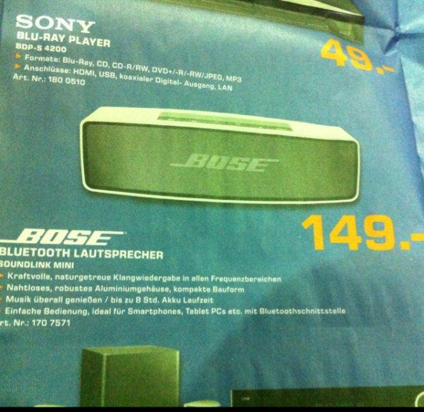 Bose Soundlink mini [Saturn Oberhausen]