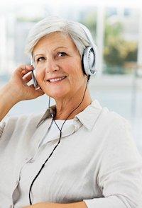 Kostenloser Online Hörtest (auch als iOS App)