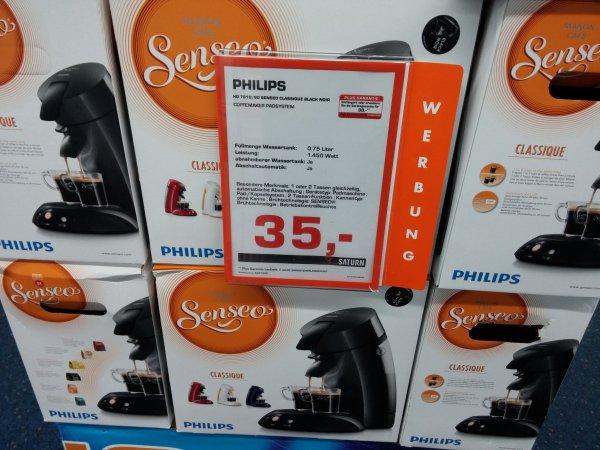 Philips Senseo (HD7810/60) für 35€ [lokal Saturn Osnabrück]