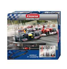 Carrera Digital 132 - World F1 Champs (30157) - Spielzeug