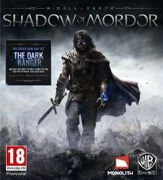 Shadow of Mordor + Pre-Order Bonus Steam Gift