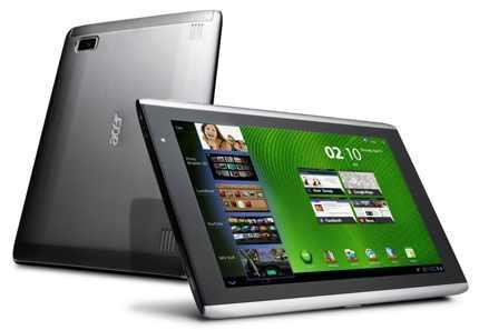 Acer Iconia Tab A500 Tablet 32 GB mit eBay Gutschein