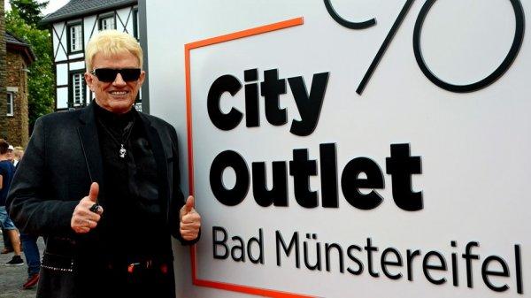 LOKAL: Verkaufsoffener Sonntag 05.10.2014 im City Outlet Bad Münstereifel - ICE WATCH 39 Euro / -20 % Puma, etc.