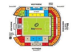 2 für 1 Tickets für Heimspiele von Bayer Leverkusen in der Champions League