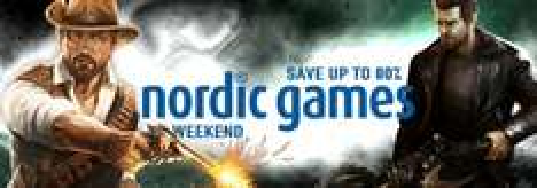 Bis zu 80% sparen auf Nordic Games PC-Spiele (u. a. Alan Wake's AN 1,80€) @ Gamersgate.com
