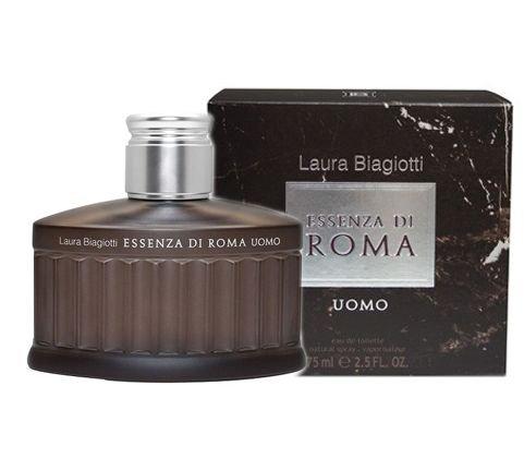 Galeria Kaufhof (online): Laura Biagiotti Essenza di Roma Uomo EdT 125 ml bei Filialabholung für nur 35,99 €