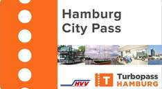 Hamburg City Pass - 2 Tage für 45€ @Travel24