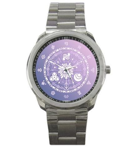 Gate of Time Silver Uhr für nur 14,64 Euro mit Uhrwerk von CITZEN @muchneededmerch