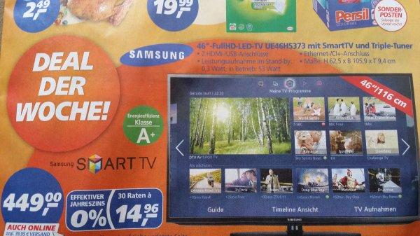 real,- Samsung UE46H5373