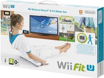 Wii Fit U incl Fitmeter und Balanceboard
