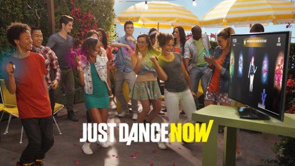 Gratis Game: Just Dance Now