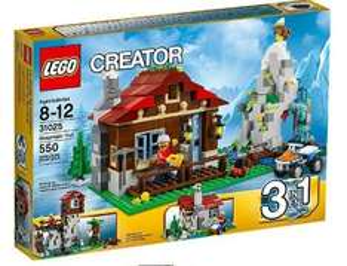 LEGO 31025 Creator Berghütte bei Thalia für 22,40€ (abz. 4,5% QIPU)