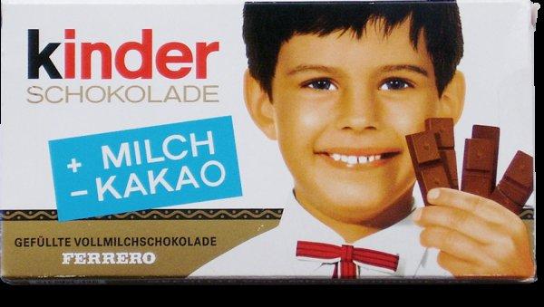 KINDER Schokolade oder Yogurette - Penny