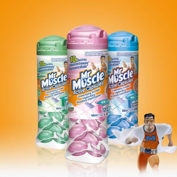 [MÜHLDORF] Globus: 10x Mr. Muscle Aktiv-Kapseln für 0,70€/Packung || 6x Glasreiniger 500ml für 1,29€/Stück