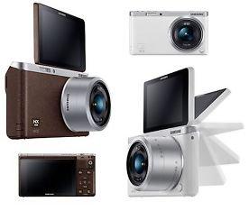 Samsung Nx mini mit 2 objektiven für 249 bei ebay dealz (wow) statt 319€