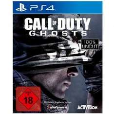 Call of Duty 10 (Ghosts) PS4