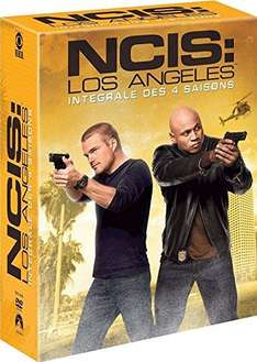 NCIS: LA - Navy CIS: Los Angelos - DVD-Box Set - Staffel 1-4 komplett - mit deutscher Tonspur @Amazon.fr