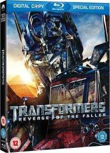 Transformers 2 - Die Rache (Blu-ray + Digital Copy) für 5,15€ @Zavvi.com