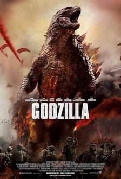 Einige Godzilla Blue Ray Filme um 50% reduziert