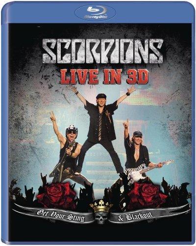 [Würzburg] Scorpions: Live In 3D - Blu-ray für 1 Euro