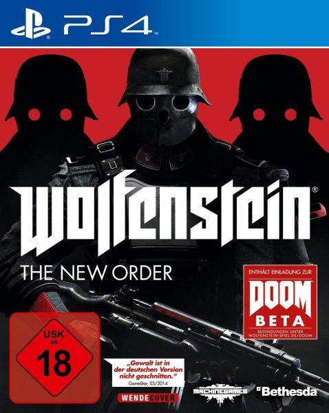(Lokal osnabrück) wolfenstein the new order ps4