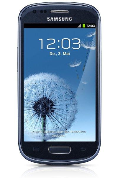 Saturn lokal Hamburg– nur am 1. Oktober: Samsung Galaxy S3 Mini 8GB für 99 statt 140 Euro