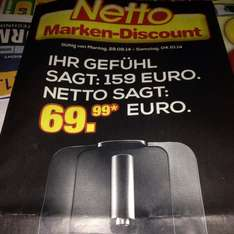 (Lokal Aachen) Netto Cremesso Compact One