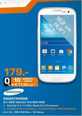 [Lokal Ludwigsburg] Samsung Galaxy S3 Neo 16GB