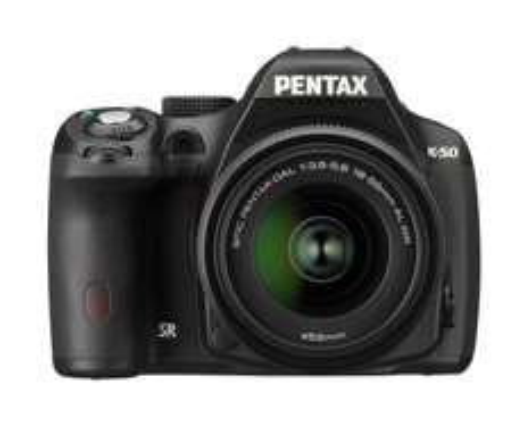 Pentax K-50 Kit 18-55mm WR Schwarz NEU @ Saturn Ebay 396€