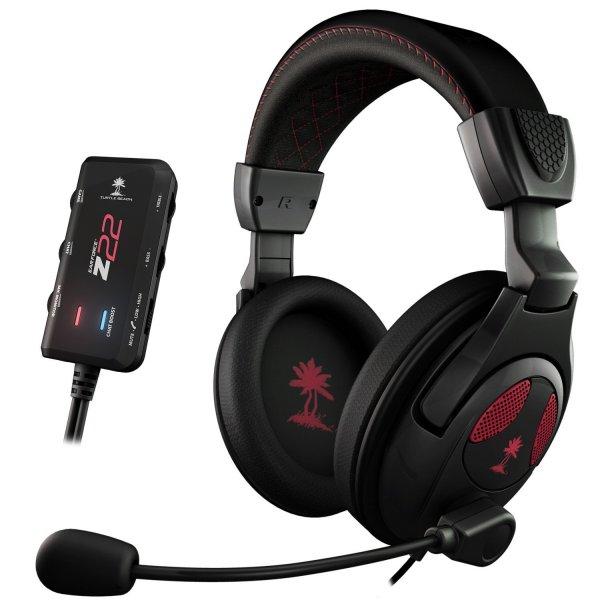 Turtle Beach Ear Force Z22 Gaming Headset für 29€ @Amazon.de