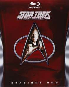 Star Trek - The Next Generation - Staffel 1 Blu Ray 21,37€ @Amazon.es