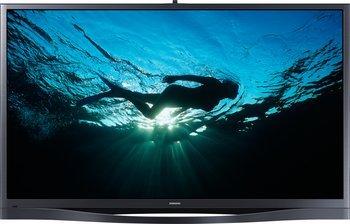 """Samsung UE55F8590 3D SmartTV 55"""" 2 Tuner mit Sprach- und Gestenerkennung"""