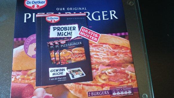 [Waiblingen Rems-Park] Kostenlose Pizzaburger von Dr. Oetker