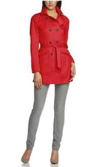 (Amazon) ONLY Damen Trenchcoat Mantel SANDY LONG 41,99 €- 44,99 €