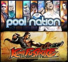 [Steam] Weeklong Pool Nation sowie Kung Fu Strike - The Warrior's Rise für 0,99€