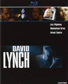 [amazon] David Lynch Box (Bluray) - 13.97€ (zzgl. Versand, Vergleichspreis 21.50€)