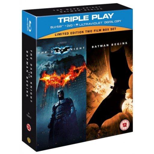 Österreich - The Dark Knight, Batman Begins, The Last Stand und Transformrs 3 (alle Blu Ray) für zusammen 15€ bei libro.at