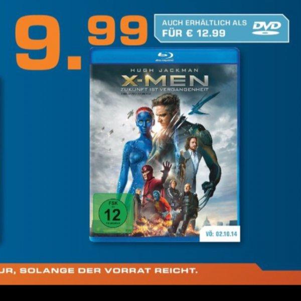 [Saturn Berlin] X-Men - Zukunft ist Vergangenheit (Blu-ray)