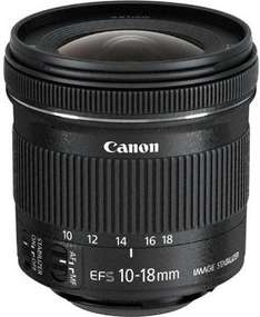 [Quelle] Canon EF-S 10-18mm f/4.5-5.6 IS STM + 32GB microSD für 219,99€